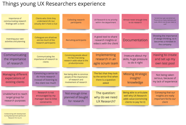 Life as a young UX Researcher